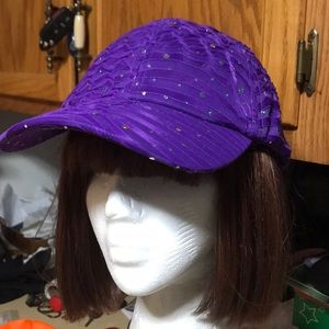 Sequined Ball 🧢 cap